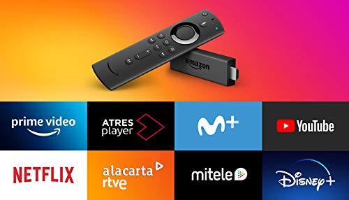 Amazon Fire TV Stick con mando por voz Alexa | Reproductor de...