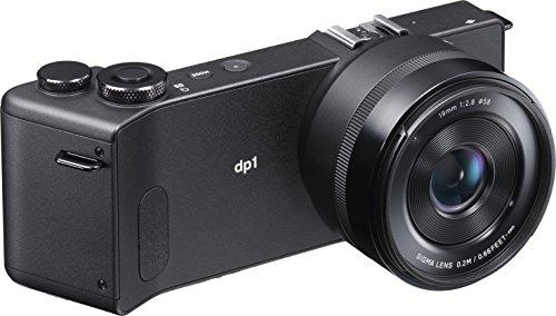 SIGMA デジタルカメラ dp1Quattro FoveonX3センサー(APS-Cサイズ)搭載 有効画素数2900万画素 930585