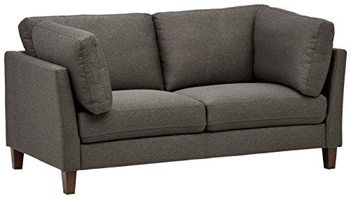 Marchio Amazon -Rivet, divano modello Midtown, con cuscini rimovibili, stile moderno, larghezza 174...