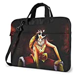 15.6″Durable Hombro Mensajero Bolsa maletín PC Una Pieza Moda Impermeable Ordenador Portátil/portátil/Tablets