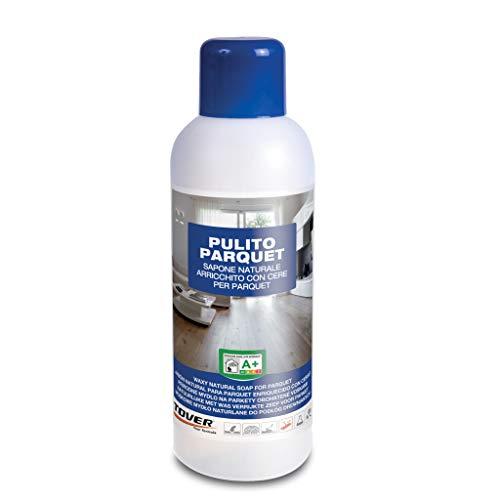 Prodotto pulizia parquet PULITO PARQUET sapone neutro per pavimenti in legno 1 Litro