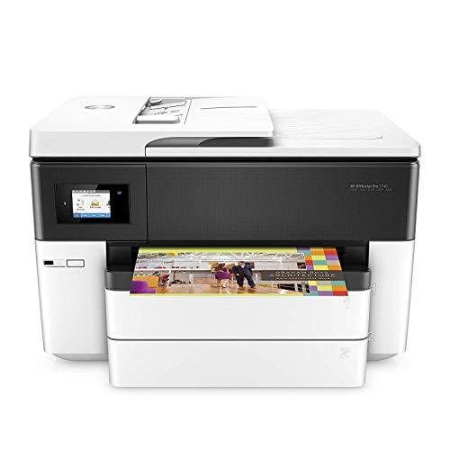 HP OfficeJet Pro 7730 Stampante Multifunzione a...
