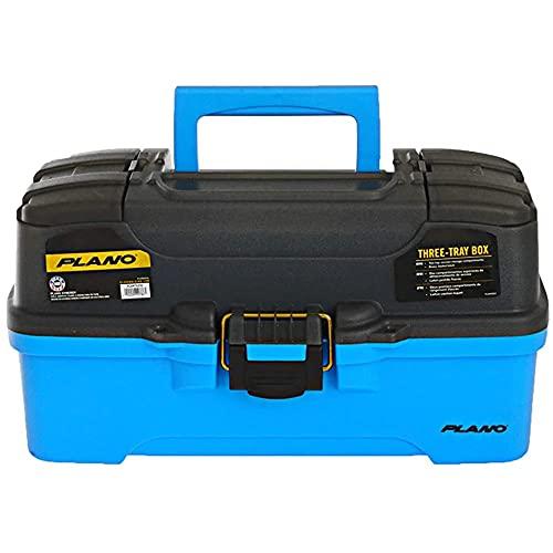PLANO PLAMT6231 - Borse e scatole per attrezzatura da pesca, colore: Blu/Nero, Taglia unica