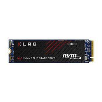 PNY XLR8 CS3030 M.2 NVMe 250GB SSD Interne - Jusqu'à 3500 Mo/s