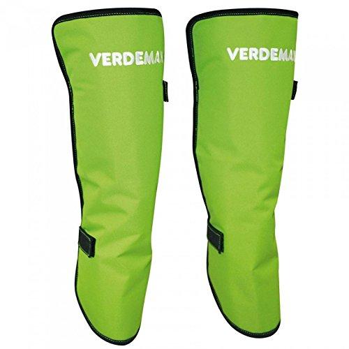 Verdemax 6848ghette in polietilene, colore verde