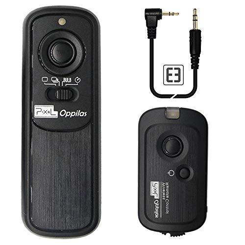 Pixel RW-221 E3 Wireless Remote Shutter Release Cable Compatible...
