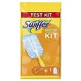 Swiffer Duster Kit avec manche et recharge pour plumeau