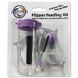 FL!PPER Flipper Feeder - Aquarium Cleaner Fish Food Feeding Clip Kit – Fish Tank Accessories for Flipper Nano, Standard & Max Aquarium Cleaning Tools – Flipper Glass Cleaner Aquarium Accessories
