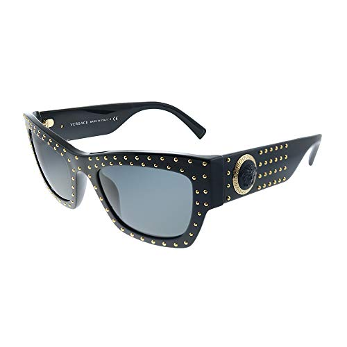 41beheRhw8L Change your outlook as well as your style wearing these Versace® sunglasses.