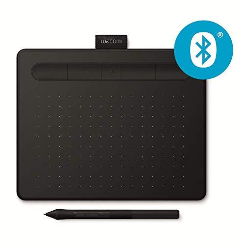 Wacom Intuos S Bluetooth con Penna - Tavoletta Grafica Wireless per dipingere, disegnare ed editare...