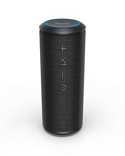 Zamkol 5200mAh Altoparlante Bluetooth, 4.2 Cassa Wireless Speaker, IPX6 Portatile Stereo Speaker,...