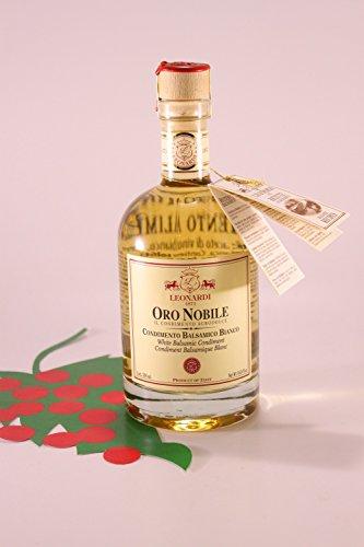 Condimento Balsamico Bianco \'Oro Nobile\' 500 ml. - Acetaia Leonardi