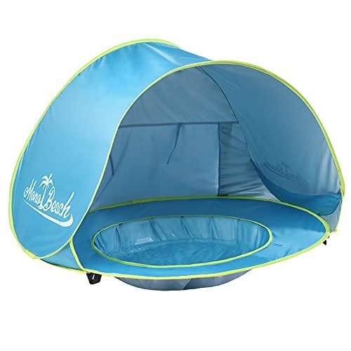Monobeach Baby Beach Tent Pop Up Portable Shade...