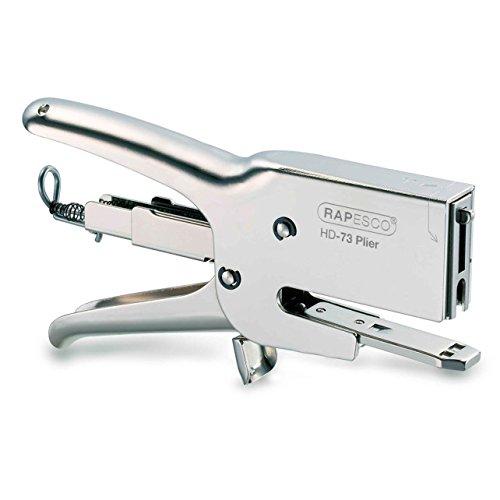 Rapesco cucitrice per alti spessori HD-73 (usa punti 73/6-12mm)