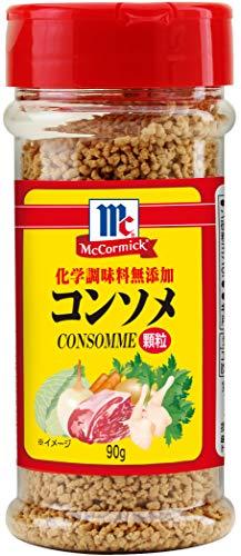 ユウキ MC 化学調味料無添加コンソメ 90g
