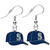 Charm is approximately the size of a dime Charm is a semi-cloisonné' design with a hard enamel finish Officially licensed Hypo-allergenic ear wires
