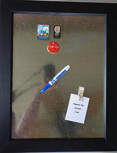 Art Prints Inc Magnetic Dry Erase Memo Board w/Free Magnet |...
