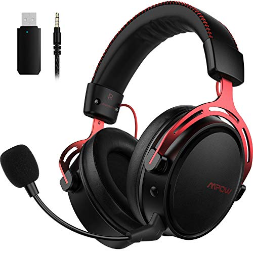 Mpow Air Wireless Gaming Headset - PS4 Headset...
