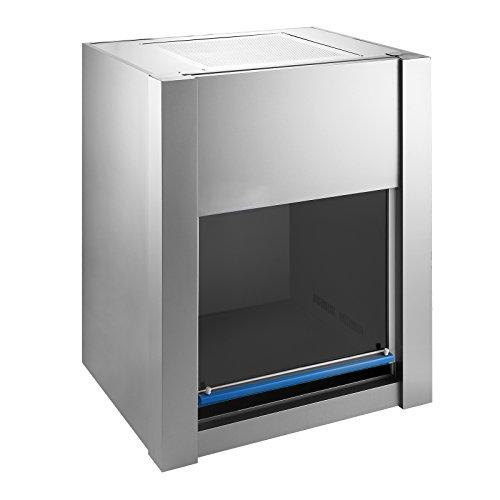 VEVOR - Cappuccio a flusso laminare classe 100, con cappa a flusso laminare, a flusso orizzontale, per laboratorio e industria
