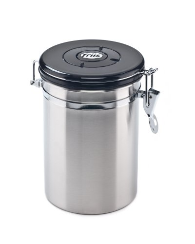 Product Image 5: Friis 16oz Stainless Steel Coffee Vault Canister, 16-Ounce