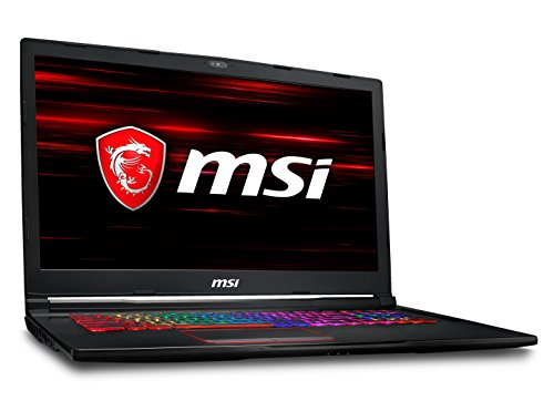 MSI GE73 Raider 8RE-023XES - Ordenador portátil Gaming 17.3' FullHD 120Hz...