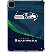 Clear Phone Case fits the 2020 iPad Pro 11in (2020) Transparent and crystal clear iPad Pro 11in (2020) Case 4 Corner Air Pocket Shock Bumpers protect your iPad Pro from damage and drops Decorated and finished with a premium Seattle Seahawks 3M vinyl ...
