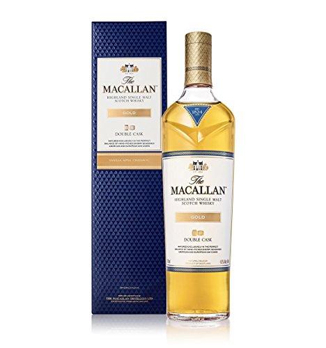 The Macallan Double Cask Gold Highland Single Malt Whisky 700ml