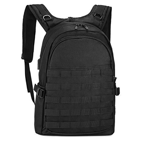 Huntvp PUBG Backpack Level 3 Tacticalk Laptop Military College Bag