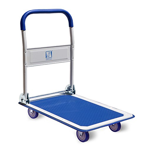 Push Cart Dolly by Wellmax, Moving...