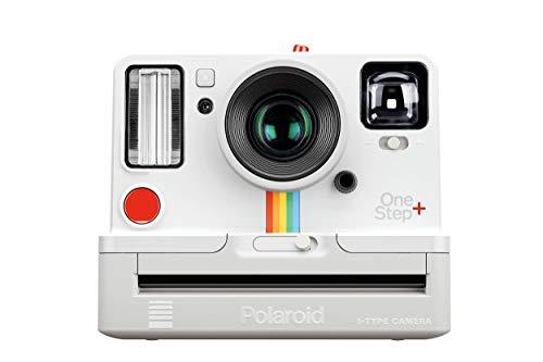 Polaroid Originals 9015 OneStep+ - Cámara con Impresión Instantánea, color Blanco
