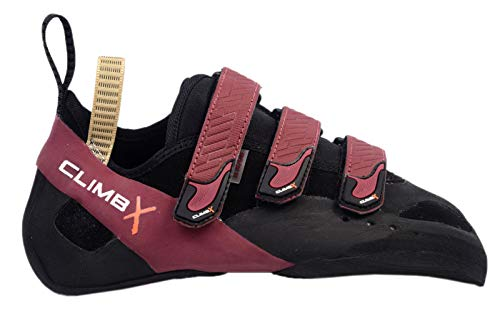 Climb X Rock-It NLV Women's Strap Climbing Shoe