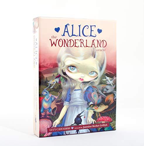 ALICE: The Wonderland Oracle (45 cards & 132 pg. guidebook,...