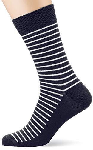JACK & JONES JACWIND Socks Noos Calzini, Blazer Blu Marine, Taglia Unica Uomo
