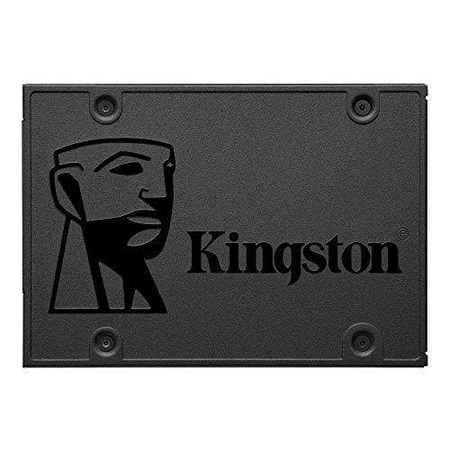 キングストンテクノロジー SSD 240GB 2.5インチ SATA3 TLC NAND採用 A400 【PS4動作確認済み】 SA400S37/240G