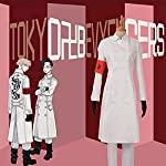 セット内容:上着+ズボン+腕章 サイズ:目安のサイズは商品の説明までご参考ください.必ずサイズを確認してから買い上げてください. 東京リベンジャーズ:かわいい見た目で良質なプリントは他のグッズとは異なり、スタイルがよく見えスタイリッシュな印象に.東京リベンジャーズのファンに大人気!アニメが好きの人におすすめします.プレゼントとしても良い選択ですよ!ファンならお見逃しなく! メイン素材:ポリエステル・綿 他 等を使用しております. ポリウレタンの最も大きな特徴として、ゴムのような伸縮性があることが...