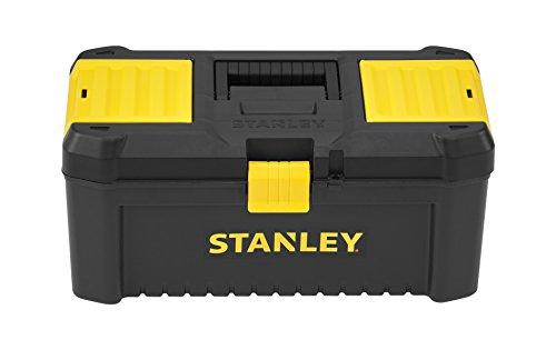 STANLEY STST1-75517 - Caja de herramientas de plastico con cierre de plastico, 20 x 19.5 x 41 cm