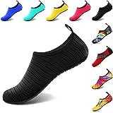 VIFUUR Water Sports Unisex Shoes Black - 7.5-8.5 W US / 6-7 M US (38-39)