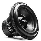 Skar Audio ZVX-15v2 D2 15' 3000 Watt Max Power Dual 2 Ohm SPL Car Subwoofer