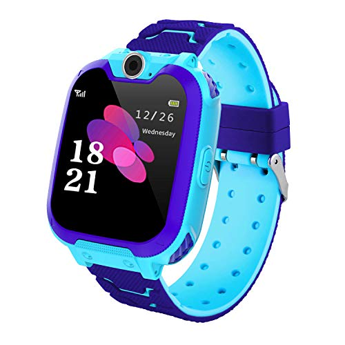 Orologio Intelligente Bambini con 7 Giochi - Musica MP3 Smartwatch Bambini, Orologio Intelligente...