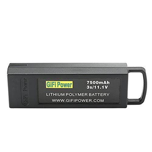 Hengwei 7500mAh 3S LiPo Battery for YUNEEC Q500 Q500+di Grande capacit Drone Esterna di Backup Secondaria al Litio Battery Pack Drone Battery Ricambi Batteria al Litio Volante