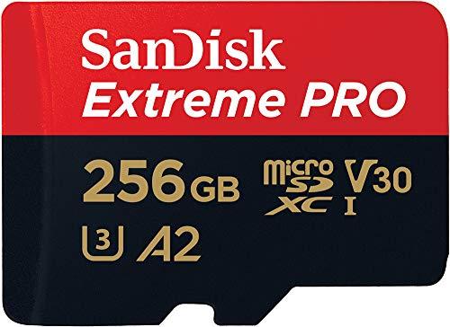 SanDisk Extreme Pro Scheda di Memoria microSDXC da...