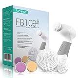 VOYOR 5 En 1 Cepillo Limpiador Facial Electrico Limpieza Facial Minimizador de Poros Removedor de...