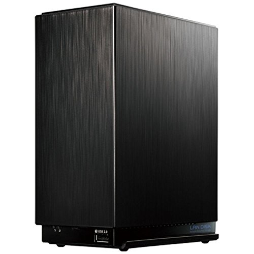アイ・オー・データ機器 2ドライブ高速ビジネスNAS 6TB HDL2-AA6W