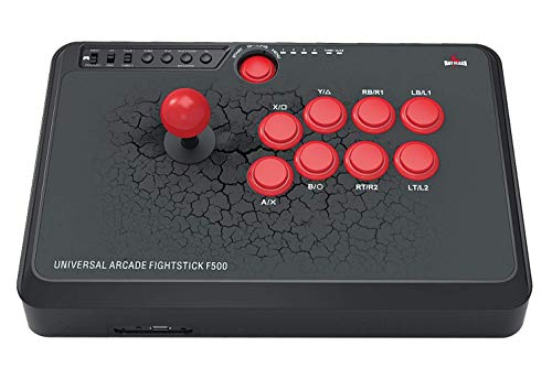MAYFLASH Universal Arcade FIGHTSTICK F500 for PS4/PS3/ Xbox ONE/Xbox 360/PC/Android/Switch/NEOGEO Mini/NeoGeo Arcade Stick Pro