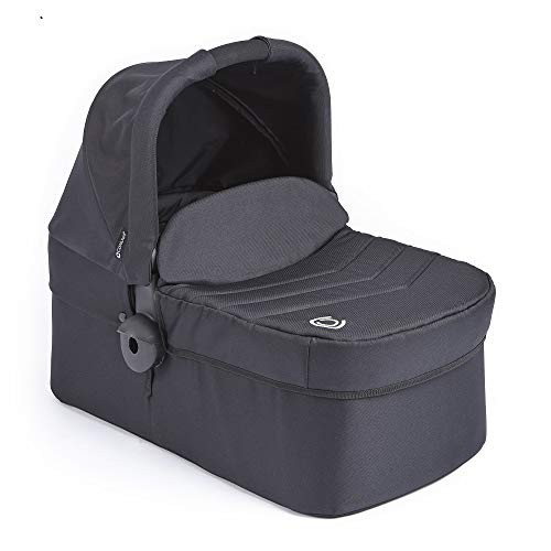 Contours Bassinet Accessory for Contours Options, Contours Options Elite, Contours Curve Tandem Double Strollers ONLY, Black
