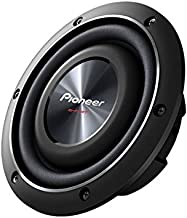 Pioneer TS-SW2002D2 8-inch Shallow-Mount Subwoofer with 600 Watts Max Power
