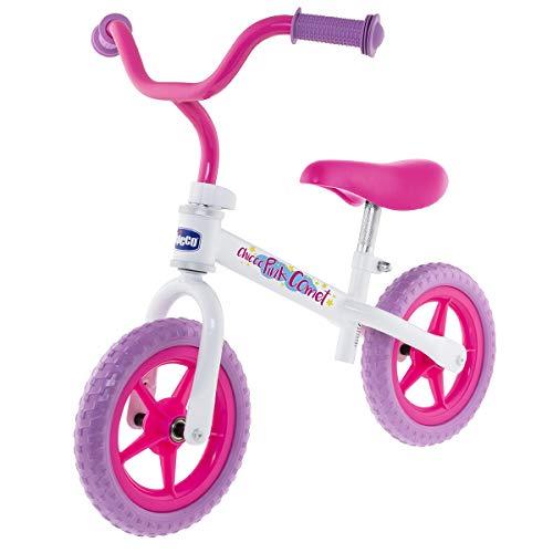 Chicco First Bike Pink Comet Bicicletta Senza Pedali