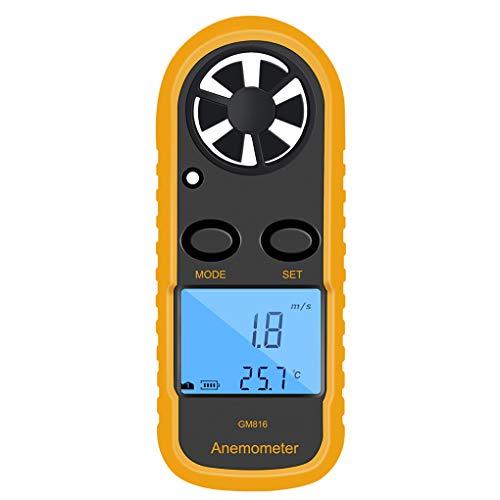 Wind Speed Meter, DTOWER Wind Speed Gauges...