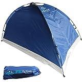 FE Active - Tente 1 à 2 Personnes Avec Entrée Blindée et Installation Rapide et Facile, Résistante à l'eau pour...