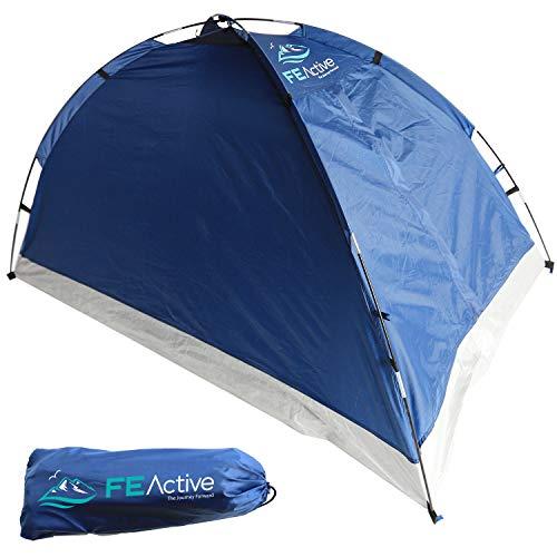 FE Active - Tente de Camping 1 à 2 Personnes avec Entrée Blindé,...